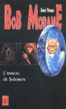 BOB MORANE 172 Henri VERNES BMP 24 L'anneau de Salomon en Poche Claude Lefrancq