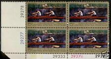 Scotts #1335  5c  THOMAS EAKINS  Plate Block, MNH