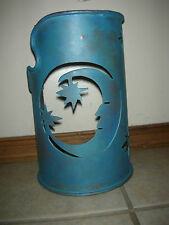 Padilla Wrought Iron Candle Holder - Moon -Made in Mexico (C 8)