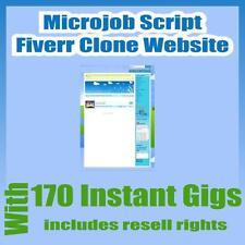 Microjobs Website Fiverr Clone Script Installation Free Hosting