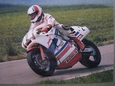 Photo Johan van der Wal Racing Bimota Yamaha YB4 #2