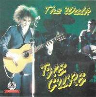 """THE CURE """"The Walk"""" Templar 1991 Import CD Live BBC 1985 & 1987 concerts"""