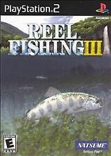 ***REEL FISHING III PS2 PLAYSTATION 2 DISC ONLY~~~