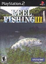 Reel Fishing III (Sony PlayStation 1