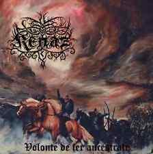 KENAZ  Volonté de Fer CD Hate Forest  Totenburg  Moonblood Vociferian  Graveland