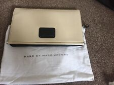 BNWT MARC BY MARC JACOBS OFF WHITE AND BLACK CLUTCH