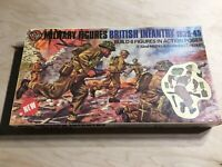 Airfix Military Figures British Infantry 1939-45 1/32 Scale Plastic Model Kit