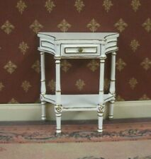SIDE TABLE ~ BESPAQ ~ Dollhouse Miniature ~ 1:12 scale ~ Room Box