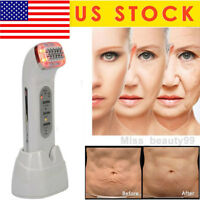 Wrinkle Reduce Machine Face Lifting Red Light Photon Therapy Heating Device