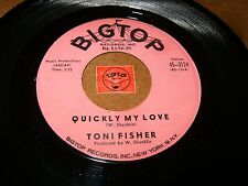 TONI FISHER - QUICKLY MY LOVE - THE MUSIC FROM THE HOUSE  / LISTEN - TEEN GIRL
