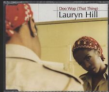 Lauryn Hill - Doo Wop CD (single)