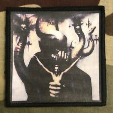 Celtic Frost To Mega Therion Printed Patch C040P Possessed Venom Bathory