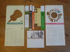 Pentangle: (7) Promo Obi+Book [no cd japan mini-lp john renbourn bert jansch QH2