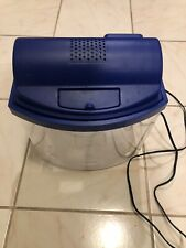 Mini Bow 2.5 Gallon Aquarium w/ LED light and water purification Good Condition