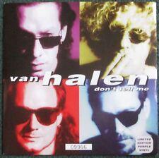 "Van Halen ~ Don't Tell Me 7"" Single ~ Limited Edition ~ Purple Vinyl ~ Rare"