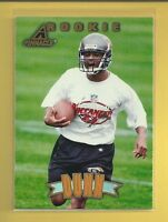 Warrick Dunn RC 1997 Pinnacle Rookie Card # 161 Tampa Bay Buccaneers Football