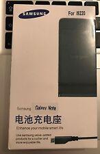 Nuevo Cargador de batería externo USB Escritorio Dock para 1 i9220 Samsung Galaxy Note
