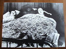 LAUREL ET HARDY PHOTO EXPLOITATION LOBBY CARD THE CHIMP