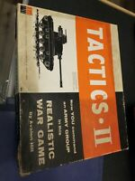 Vintage Avalon Hill Tactics II War Board Game 100% Complete!