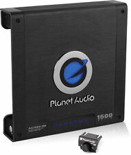 PLANET AUDIO 1500W Monoblock Anarchy MOSFET Power Car Amplifier | AC1500.1M