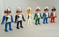 Vintage Playmobil Toys 1976 Knight Deluxe Set Number #035