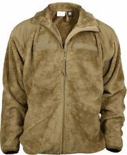 Coyote Brown ECWCS Gen III Level 3 Military Soft Polar Fleece Jacket