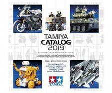 Katalog - Tamiya - 2019 - A5 - 85 Seiten - Sprache/Language De/En/Es/Fr -  Neu