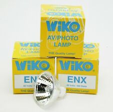 WIKO, Made In Japan, Four ENX Projection Bulbs 82v 360w. Unused. Boxed.