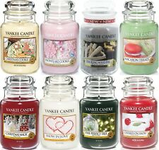 Yankee Candle Christmas Large Jar 22oz - SALE CLEARANCE now on From £17.99