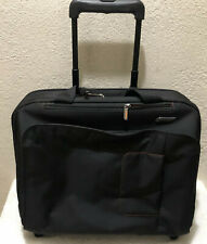 Briggs & Riley New Work Wheeled Rolling Laptop Briefcase Luggage Carry On