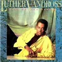 LUTHER VANDROSS 1987 GIVE ME THE REASON TOUR CONCERT PROGRAM BOOK / NMT 2 MINT