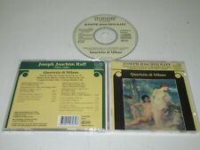 Joseph Joachim Raff, Quartetto Di Milano Streichquartette Nr.1 + 7 / Tudor-7079