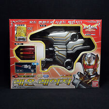 Bandai Power Rangers Tensou Sentai Goseiger LEON LAZER Mega Force Gun Weapon