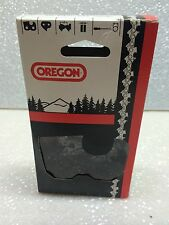 """1 New Oregon 90PX050G Chainsaw Chain 14"""" 3/8 .043 50 Drive Links"""