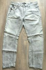 Womens Diesel Black Gold Jeans Fayza Relaxed Boyfriend Low Waist  28