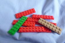 Lego Plates 2 x 8 Ref 3034 in various colours x 9pcs