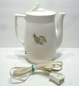 MCM Ceramic Electric Kettle Porcelain Teapot Water Electric Ceramic Kettle 1q