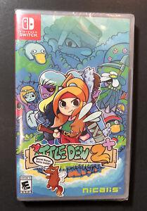 Ittle Dew 2 [ Launch Bonus Edition ] (Nintendo Switch) NEW