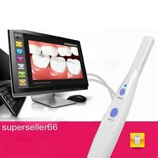 US Updated Version Dental 5.0 MP USB IntraOral Oral Dental Camera Equipment FDA