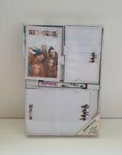 Spice Girls official merchandise stationary gift set 1997 - boxed