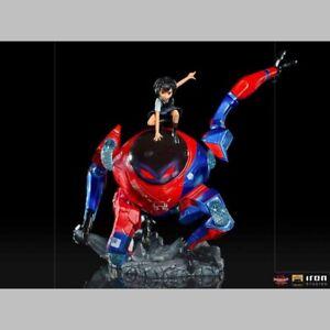 Spider-Man New Generation BDS Iron Studios Deluxe 1/10 Peni Parker & SP 25 cm