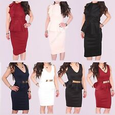 Unbranded Stretch, Bodycon Synthetic Dresses for Women