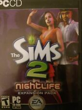 PC The Sims 2 Nightlife Expansion Pack