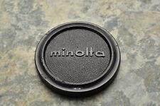 Genuine Minolta 57mm Push On Front Lens Cap for 55mm Front Rokkor (2735)