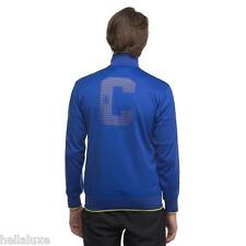 Adidas CHELSEA FC TRACK Football Soccer Sweat Shirt Jersey Jacket TOP~Men sz 2XL