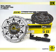 LuK 4 PIECE CLUTCH KIT FOR PEUGEOT 307 308 PARTNER CITROEN C4 BERLINGO 624321821