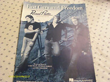 Rascal Flatts Fast Cars And Freedom 2001 Photo Sheet Music