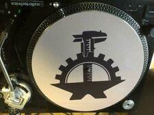 """12""""  VINYL TURNTABLE FELT x 3 SLIPMAT  FACTORY RECORDS"""