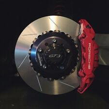 Giro Disc 2-piece 380mm front rotors for Porsche GT3 GT3RS (2014+)
