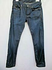 Détails sur G Star Raw Denim Jeans! Homme W31L32! Bleu Foncé! Loose 3301 straight! gsrd! afficher le titre d'origine